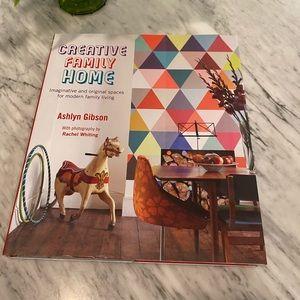 Creative Family Home book